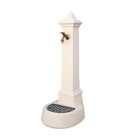 Fontana a colonna Comerio beige
