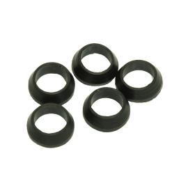 10 guarnizioni coniche in gomma, Ø 14 mm
