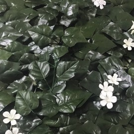 Siepe artificiale Siepe Artificiale Jasmine 100x300 cm L 3 x H 1 m
