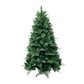 Albero di Natale artificiale Cortina H 180 cm