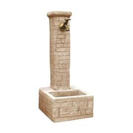 Fontana a colonna Francy nocciola