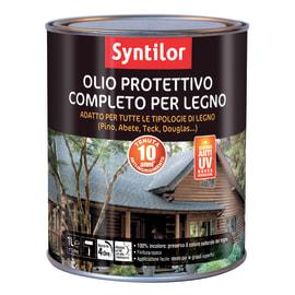 Olio protettivo Syntilor incolore 1 L