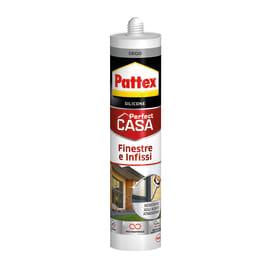 Silicone Pattex Finestre e Infissi grigio 290 ml