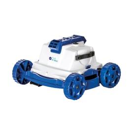 Robot pulitore fondo Kayak jet blue