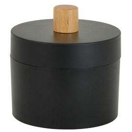 Porta cotone Scandi nero