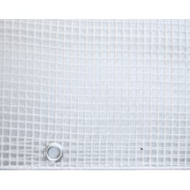 Telo protettivo occhiellato 6 x 4 m 150 g/m²