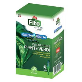 Concime per piante verdi goccia a goccia Fito 192 ml
