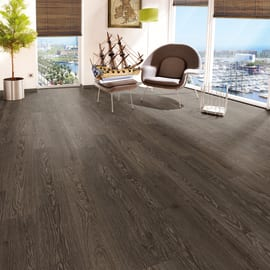 Pavimento laminato Black 12 mm