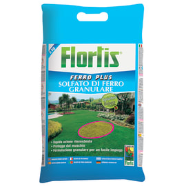 Concime per prato Ferro Plus Flortis 5 kg