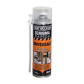 Schiuma poliuretanica Saratoga Rapida giallo 0,5 L