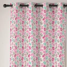 Tenda Ourson rosa 140 x 280 cm