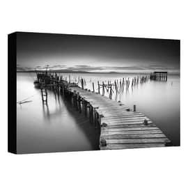 quadro su tela Canvas bianco e nero 30x40 30x40