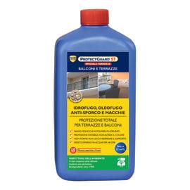 Impermeabilizzante balconi e terrazze liquido ProtectGuard 1 L