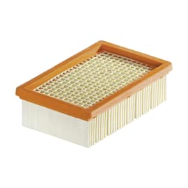 Filtro plissettato Karcher indicato per WD 4-5-6