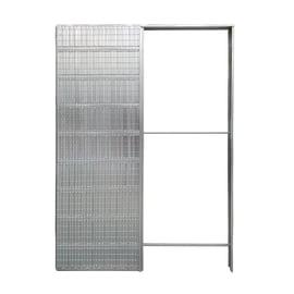 Controtelaio porta scorrevole per intonaco 60 x 200  cm