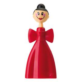 Gancio singolo aet 3 clip chiudi sacchetto Dolls fantasia L 5,5 x P 4 x H 13 cm