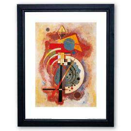 Stampa incorniciata Hommage 35 x 45 cm
