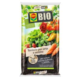Terriccio Orto semina bio Compo 50 L