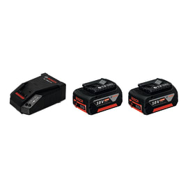 3 batterie Bosch Professional Starter-Set 18 V