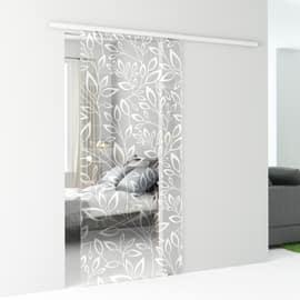 Porta da interno scorrevole Spring 76 x H 215 cm reversibile