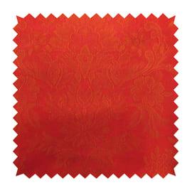 Tessuto su ordinazione Liberty rosso