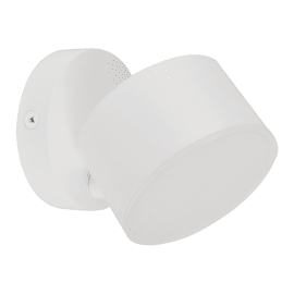 Applique LED integrato Dopan Ø 7 cm