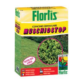 Concime per prato Muschiostop Flortis 1500 g