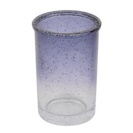 Bicchiere Atmosphere trasparente/blu