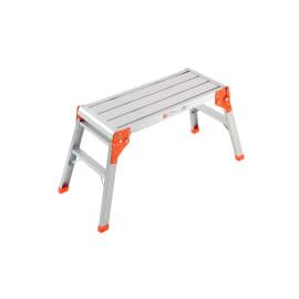 Trabattello Workstep in alluminio, per lavori fino a 2,5 m