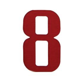 Numero adesivo 8