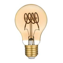 Lampadina decorativa LED Lexman E27 =25W goccia luce calda 360°