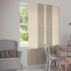 Tenda a pannello resinato Effetto Lino crudo 60 x 300 cm