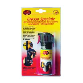 Grasso Speciale antiruggine nero 13 x 21,5 cm 50 ml