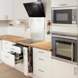 Piano Cucina Quarzo Bianco al miglior prezzo - Leroy Merlin