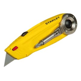 Multiutensile acciaio e plastica Stanley