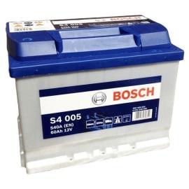 Batteria Bosch per auto, 60 Ah, S4 Spunto 540, 12 V