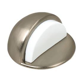 Fermaporta adesivo grigio inox