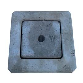 Coperchio per pozzetto 30 x 30 mm