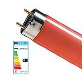 Tubo fluorescente Osram 2GX13 18W rosso