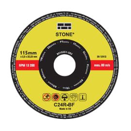 Disco abrasivo c24r Ø 115 mm
