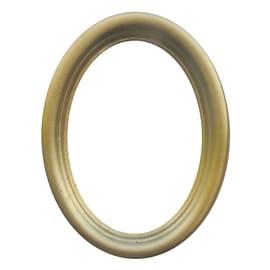Cornice Oval oro 13 x 18 cm