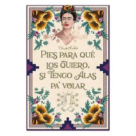Poster Frida Kahlo 61 x 91,5 cm