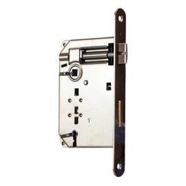 Serratura patent da infilare, entrata 6, interasse 70 mm, reversibile