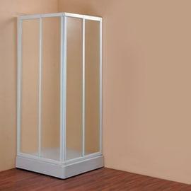 Box doccia scorrevole Primo 68-79 x 78-89, H 185 cm cristallo 4 mm granito