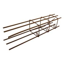 Gabbia in ferro 20 x 20 x 300 cm per realizzazione fondazioni