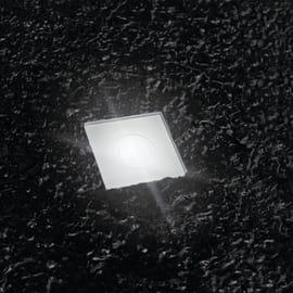 Faretto incasso per esterno a pavimento Slim LED Ø 4,5 cm IP67