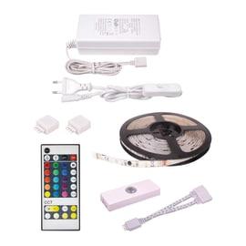 Kit striscia LED estensibile Inspire luce RGB e bianco m5
