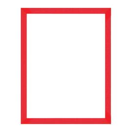 Cornice Puzzle 1000 pezzi rosso 50,4 x 70,4 cm