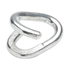 4 maglie rapide in acciaio zincato