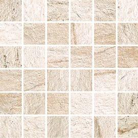 Mosaico Duomo 30 x 30 cm bianco